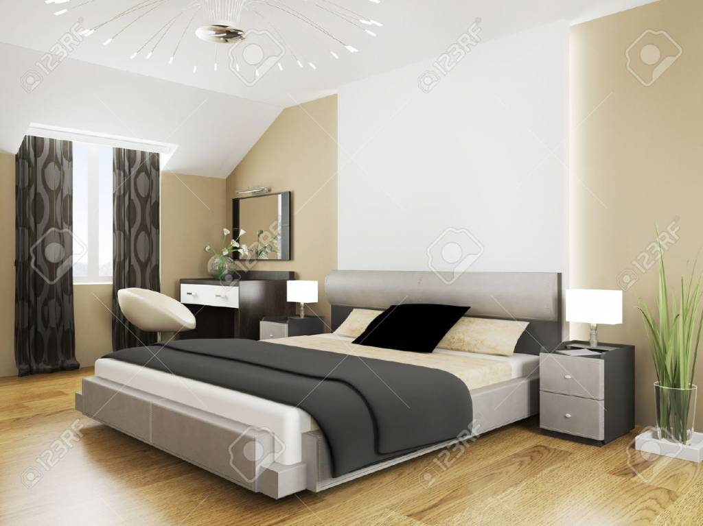 BrandMiller Modern Bedroom