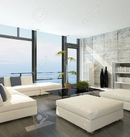 BrandMiller Modern Living Room