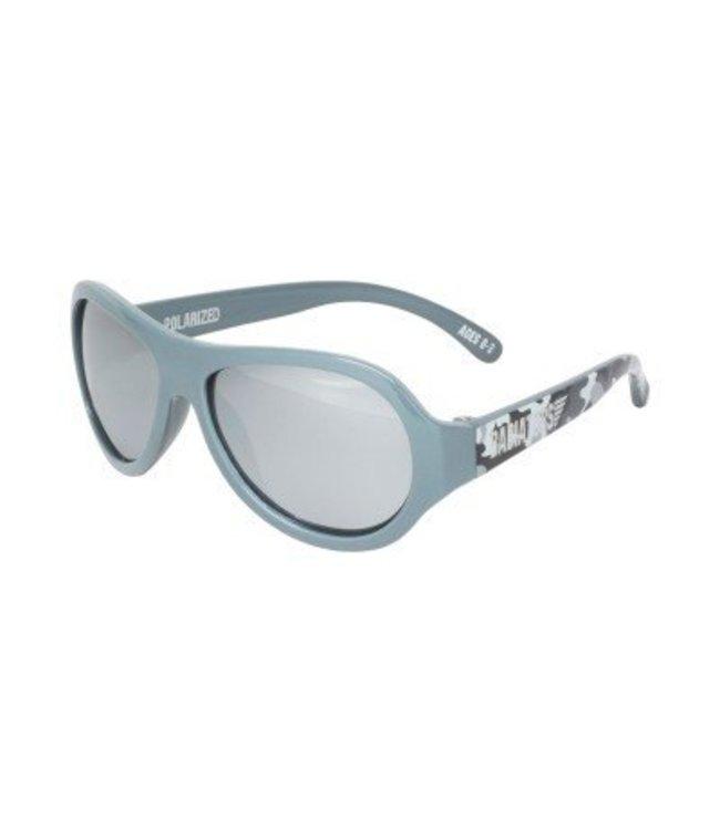 Gepolariseerde zonnebril voor kinderen 'Galactic Gray Camo' - Babiators