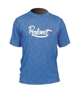 UV werend T-shirt Blauw - Prolimit