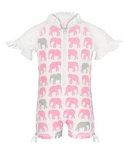 UV werend zwempakje 'Pink Elephant' - Snapper Rock