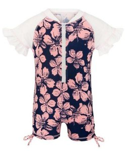 UV pakje Hibiscus Navy Pink - Snapper Rock