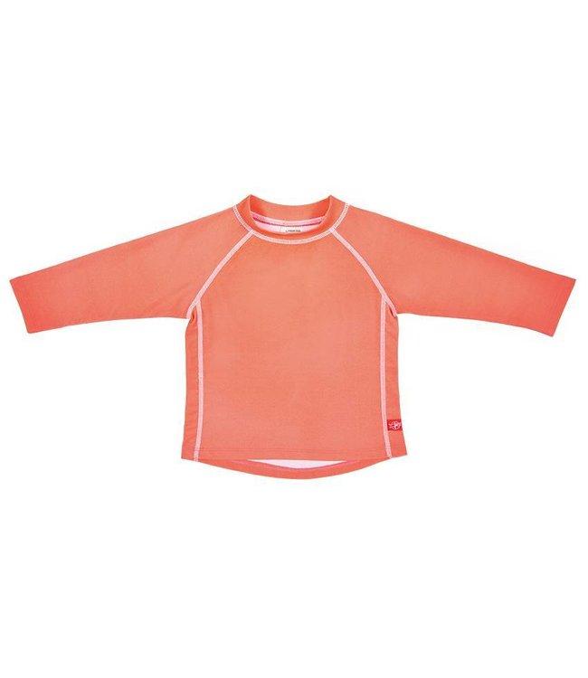 UV Shirt 'Perzik' lange mouwen - Lässig
