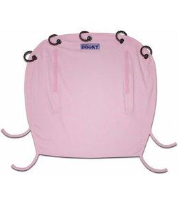 Kinderwagen zonnedoek 'Roze' - Dooky