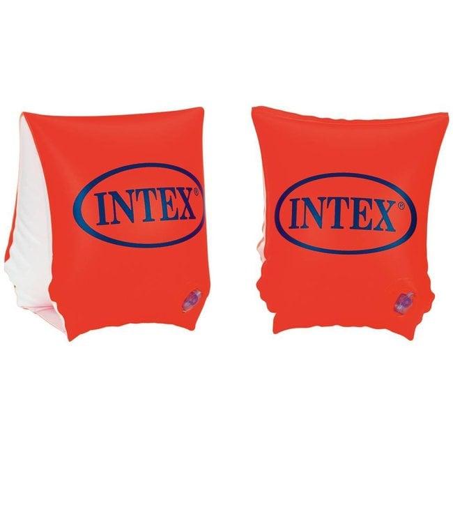 Zwembandjes Kind Oranje - Intex