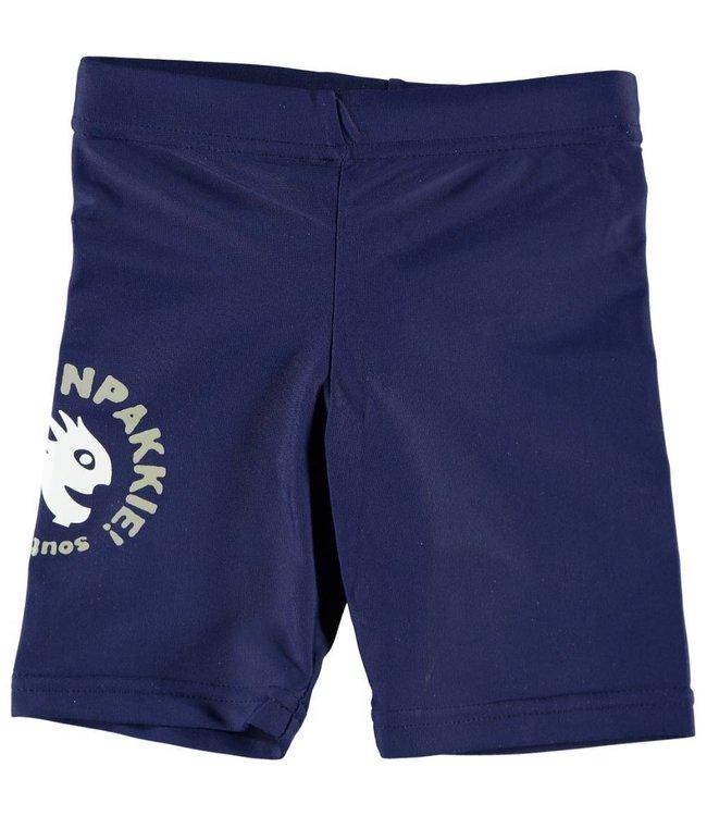 UV Short 'Wave Man Dot' navy - Sonpakkie