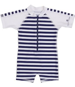 UV Badpak 'Navy White Stripe' - Snapper Rock