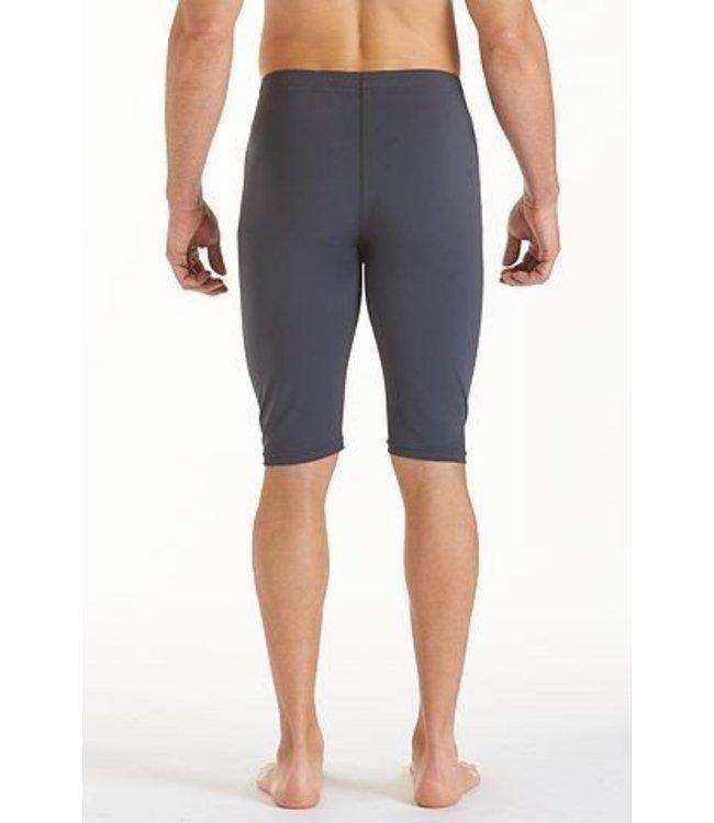 UV beschermende zwembroek heren Grijs - Coolibar