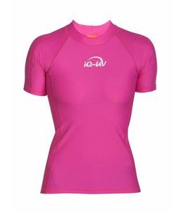 Zwemshirt Dames Roze - IQ-UV
