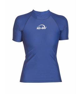 UV Beschermend zwemshirt Dames Navy - IQ-UV