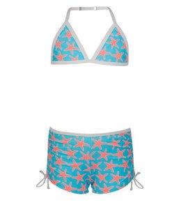 Bikini zwemshort meisje Zeester - Snapper Rock