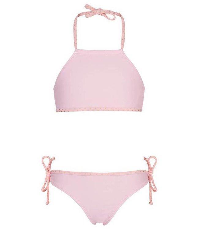 Bikini met haltertop Roze Ballet - Snapper Rock