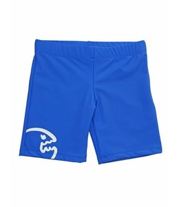UV zwembroek blauw stoere smiley - IQ-UV