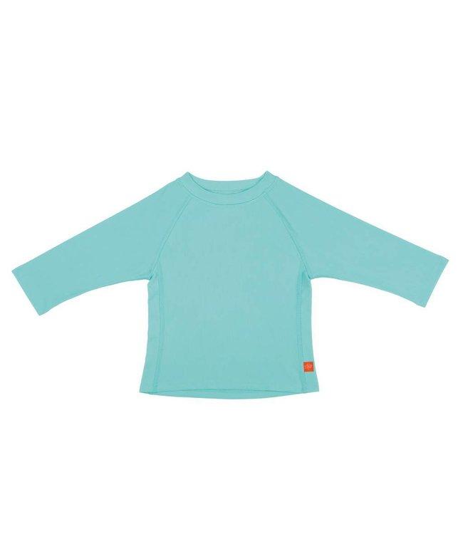 UV shirt aqua blauw lange mouw - Lässig