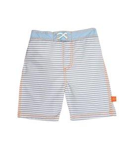 Zwemluier / zwembroek jongen blauw wit gestreept - Lässig