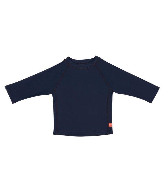 UV shirt donker blauw lange mouw - Lässig