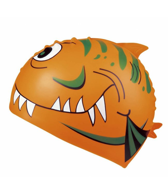 Badmuts prianha oranje - Beco