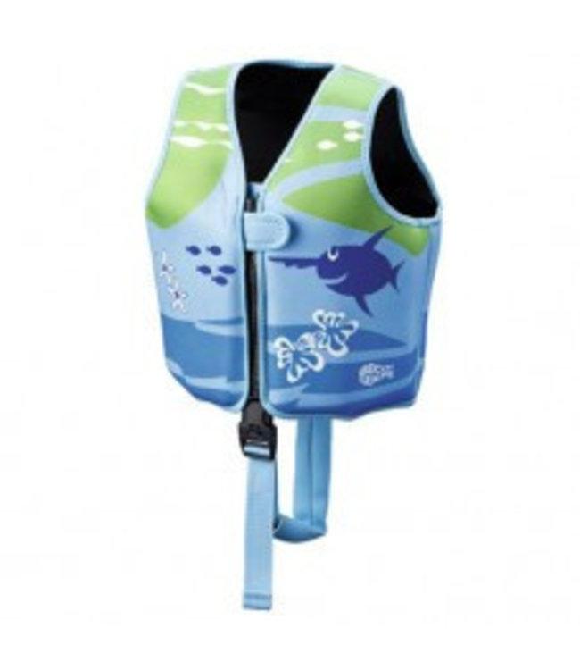 Kinderzwemvest / drijfpakje jongens - Beco