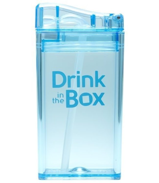 Drink in the Box - Blauw