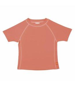 UV shirt perzikkleur korte mouw - Lässig