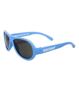 Kinderzonnebril Beach Baby Blue - Babiators