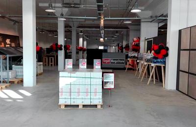 Tegelwinkel Zaandam: Het grootste aanbod Tegels - TegelMegaStore