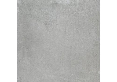 Vloertegel: Rak Cementina Grijs 60x60cm