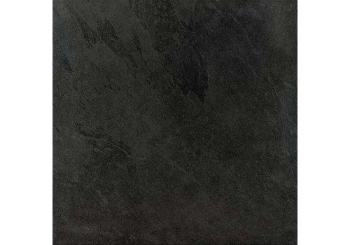 Caesar Slab ABT6 60x60x0,95 vt Slab Black naturale