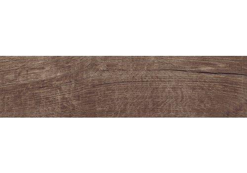 Houtlook: Delconca MN Monteverde Bruin 20x80cm