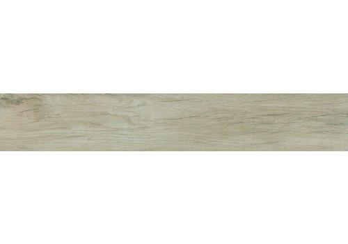 Houtlook: Ragno Woodplace Wit 20x120cm