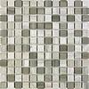 Dekostock Mozaiek: Dekostock Kolda Grijs 30,5x30,5cm