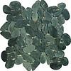 Dekostock Mozaiek: Dekostock Malay Grijs 29,8x29,8cm