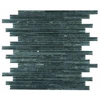 Mozaiek: Dekostock Recife Zwart 29,8x29,8cm