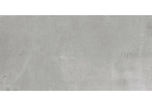 Vloertegel: Rak Cementina Grijs 30x60cm