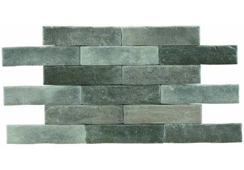 Pamesa Brickwall 7x28 vt tortora c.g.