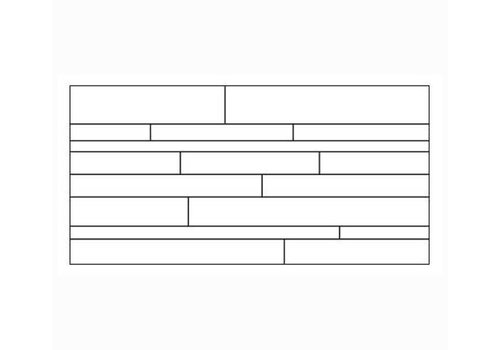 Brick: Pastorelli View Wit 30x60cm