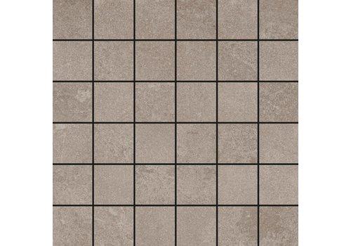 Mozaiek: Aleluia Avenue Bruin 29,5x29,5cm