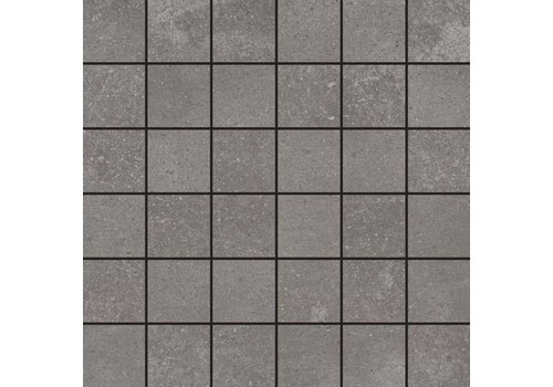 Mozaiek: Aleluia Avenue Grijs 29,5x29,5cm
