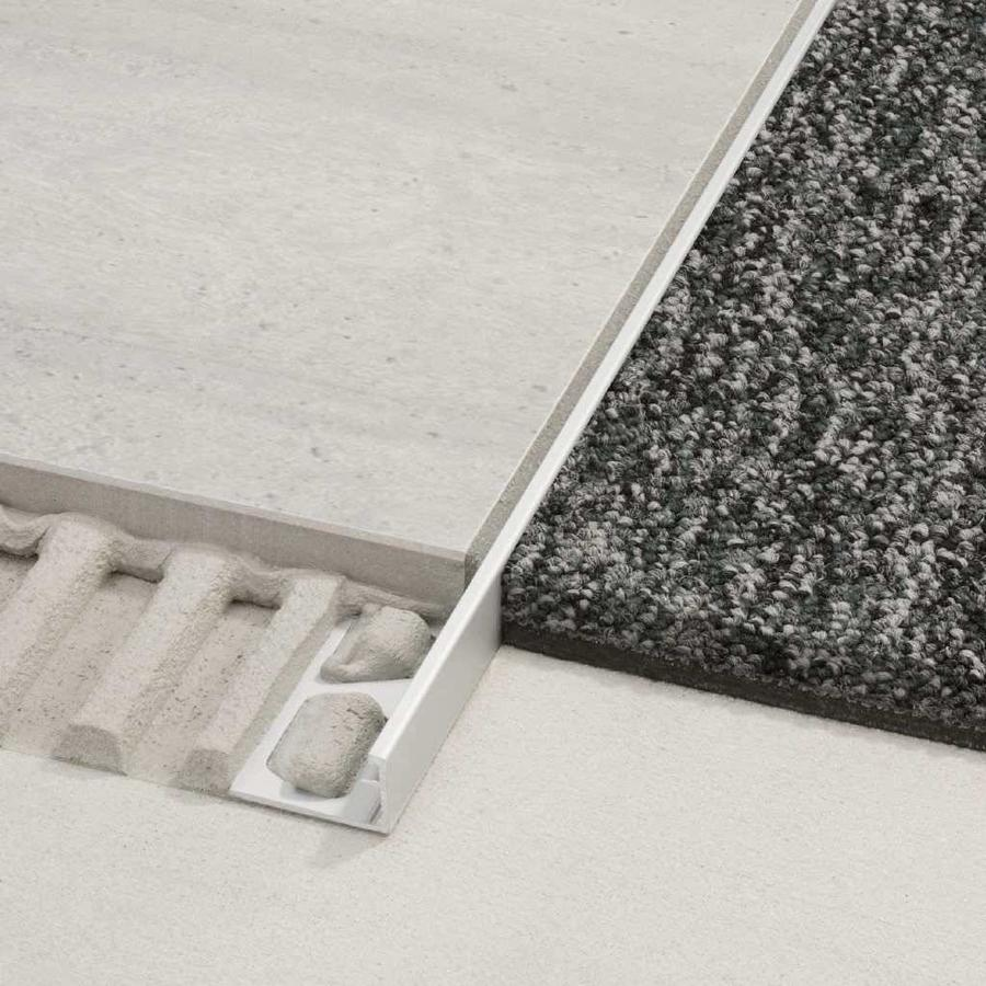 Schluter SCHIENE-AE 11x3000 mm alu profiel geanod AE110300