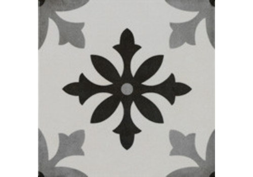 Pamesa Art 22,3x22,3 vt Degas blanco