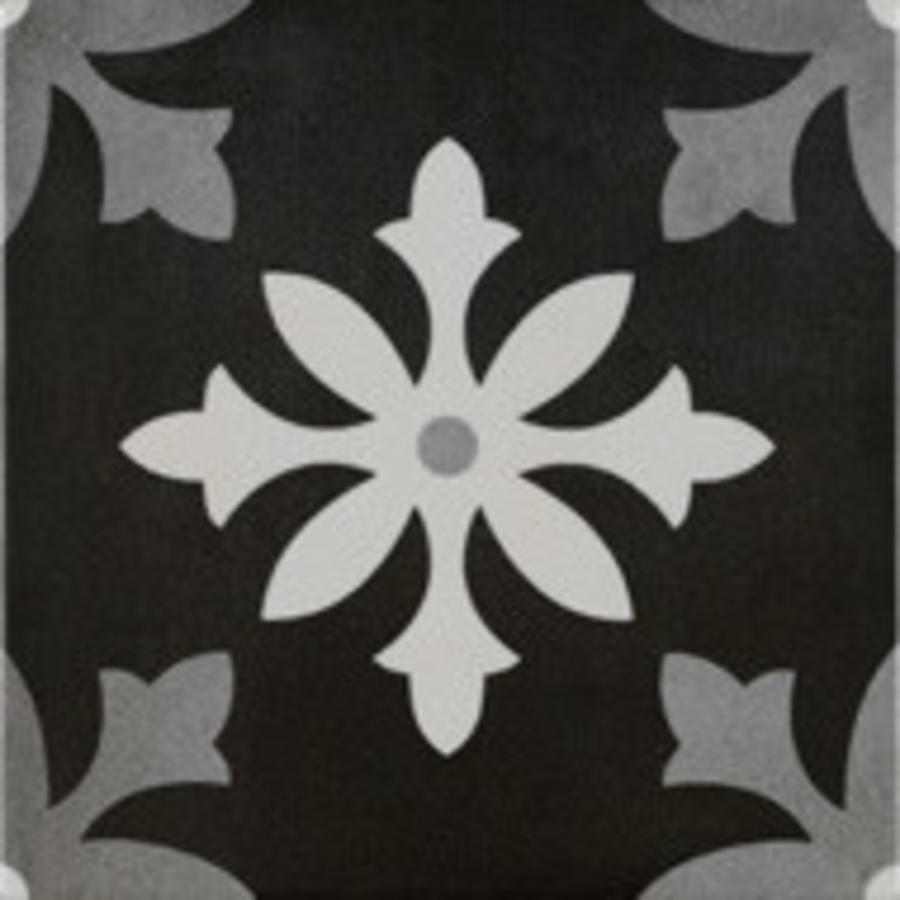 Pamesa Art 22,3x22,3 vt Degas negro