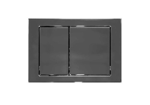 LW-Cersa bedieningsplaat chroom