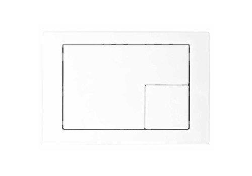 LW-Cersa bedieningsplaat mat chroom
