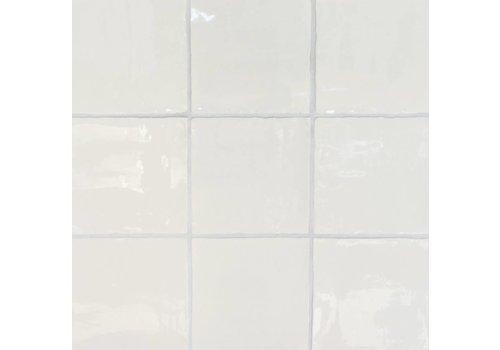 Dreamtile handmade glossy 13x13 wt beige