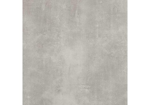 Vloertegel: Stargres Stark Grijs 75x75cm