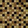 Dekostock Dekostock malla christal 29,8x29,8 beige brillo mozaiek