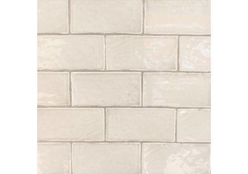 Dreamtile handmade glossy 7,5x15 wt stone