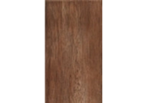 Vloertegel: Nordceram Arcwood Bruin 30x60cm