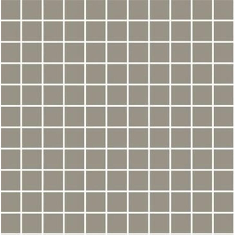 Cinca M Porcelanico 0131 RFV 30x30 mosaico RFV grey (2,5x2,5)