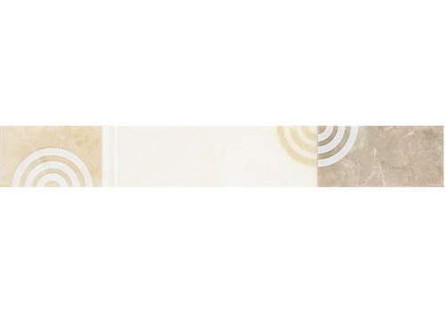 Strip: Cinca Evora Beige 5x33cm